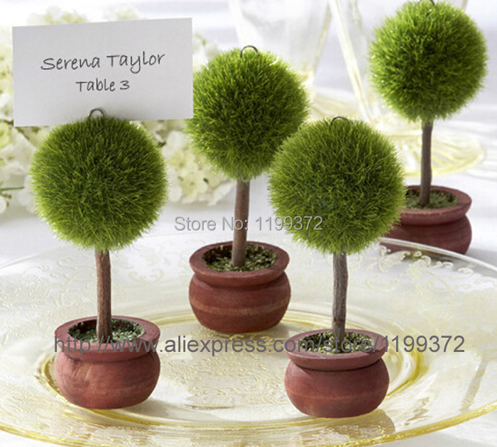 Buy potted plants wedding favors and get free shipping on AliExpress.com