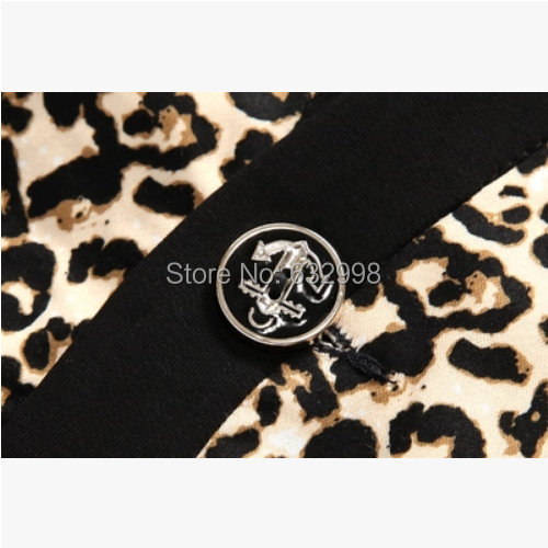 88a38a8bba New Sale! 2014 Men's Luxury Leopard Suit Top Designer Coat Suits For Men  Slim Fit Blazer Plus Big Size L XXXL-in Blazers from Men's Clothing on ...