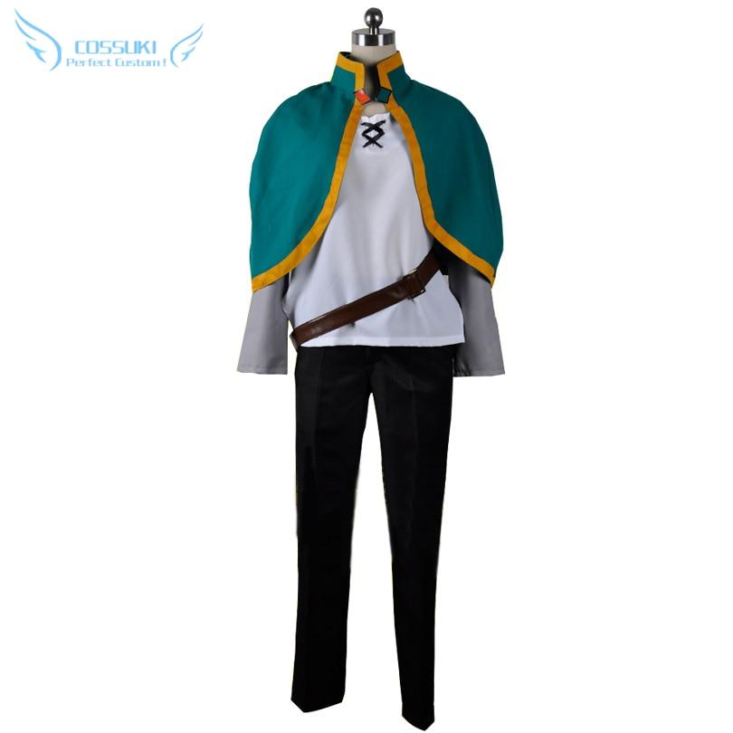 Dakimakura KonoSuba Sato Kazuma Cloak Cosplay Costume Perfect Custom For You !