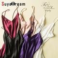 100% чистого шелка ночные рубашки женщин Сексуальное V шеи пижамы Главная платья ШЕЛК ночная рубашка АТЛАСНАЯ ночная сорочка Лето стиль розовый белый черный