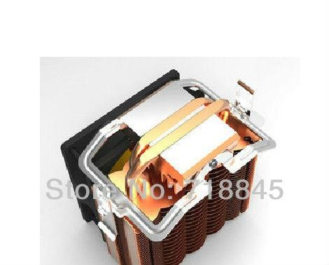 Ventilador de 8 cm. 2 tubos de calefacción, torre lateral, Intel - Componentes informáticos - foto 4