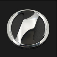 Alta calidad  emblema de insignia cromado Vitz para 2006  Toyota Yaris / Vios AP038