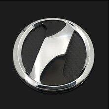Emblema de insignia cromado de Vitz, alta calidad, para Toyota Yaris/Vios, AP038, 2006