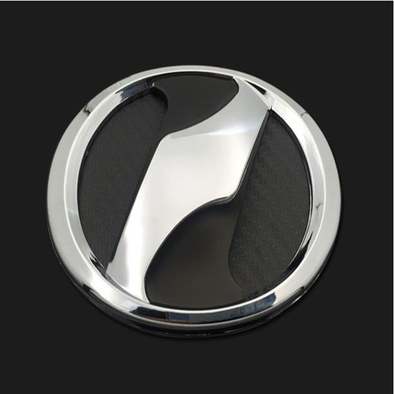 High Quality Vitz Chrome Badge Emblem For 2006 Toyota Yaris / Vios AP038-in Car Stickers from Automobiles & Motorcycles