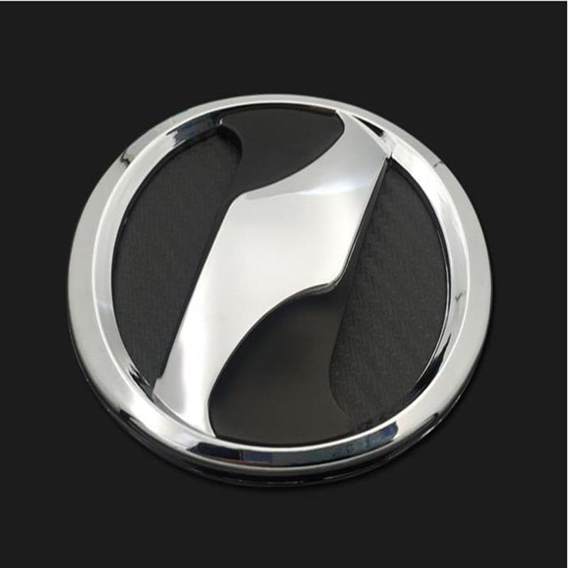 High Quality Vitz Chrome Badge Emblem For 2006 Toyota Yaris / Vios AP038