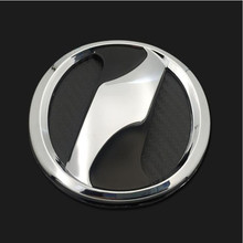 High Quality Vitz Chrome Badge Emblem For 2006 Toyota Yaris / Vios AP038