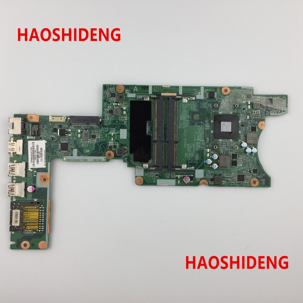Free Shipping 769075-501 DA0Y72MB6C0 Y72 for HP Pavilion X360 13-a Series motherboard with A8-6410  cpu.All fully Tested ! free shipping 682040 501 for hp pavilion dv7 dv7 7000 dv7t motherboard hm77 650m 2g all functions 100% fully tested