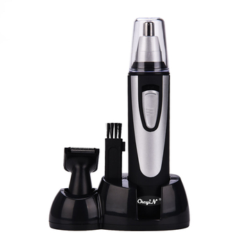 Electric Nose Hair Trimmer Multifunctional Hair Remover Ear Eyebrow Beard Shaver Razor Face Hair Cutter Rechargeable or Battery 2