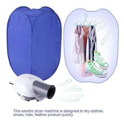 Mini Portable Garment Dryer Electric Laundry Air Warmer Wardrobe Dehydrator Foldable Clothes Quick Drying Machine Rack StorageMini Portable Garment Dryer Electric Laundry Air Warmer Wardrobe Dehydrator Foldable Clothes Quick Drying Machine Rack Storage