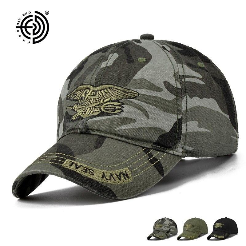 Nuevas llegadas gorra Navy SEAL sombrero gorra de béisbol algodón ajustable  ee.uu. Navy Sellantes gorras SnapBack sombrero para hombres adultos mujeres  Hot ... 6a8857bff60