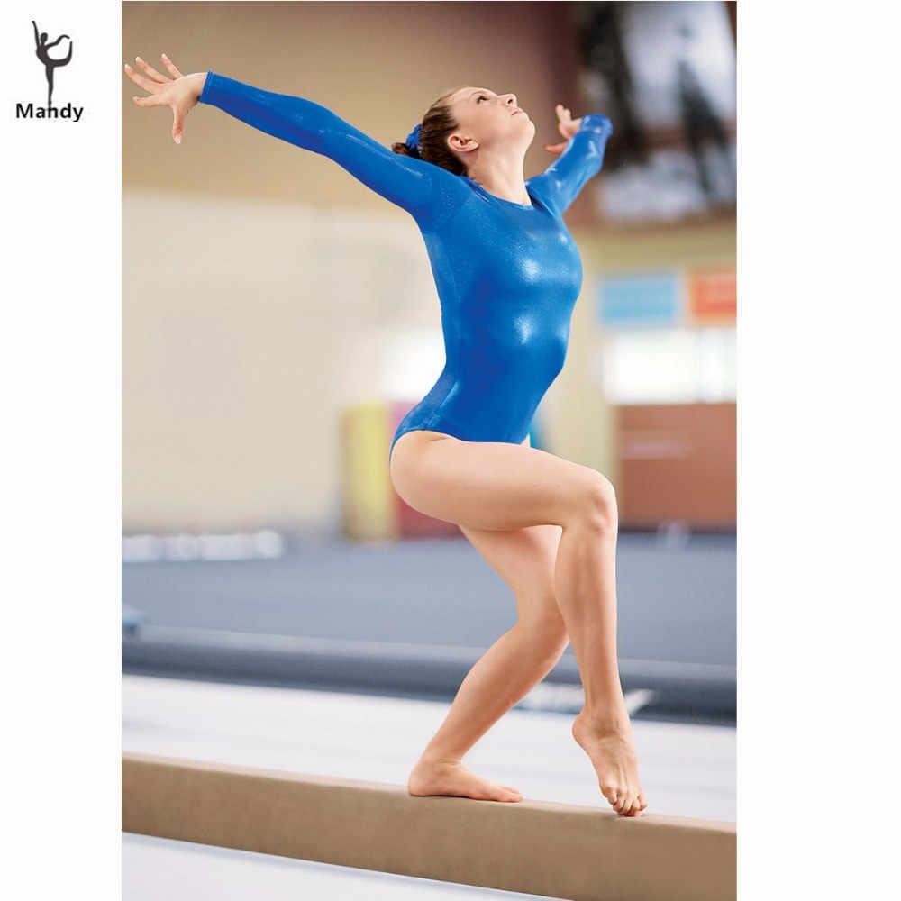 6d9e17040c4d Detail Feedback Questions about Mandy Lycra Spandex Child Gymnastics ...