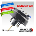 "Brake Booster For TOYOTA LAND CRUISER FZJ80 1992-1998  (4 BOLTS) 8+9"" BD-135"