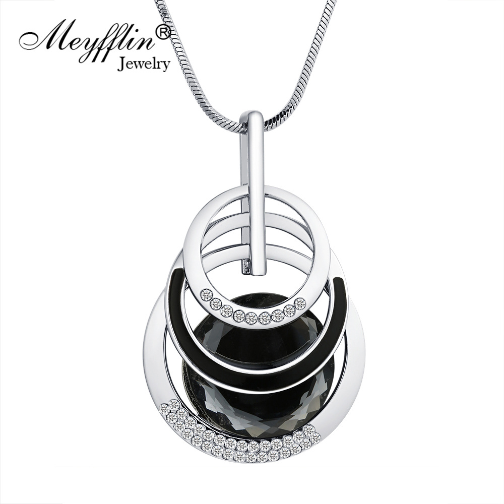 meyfflin-collier-femme-necklaces-pendants-for-women-round-statement-long-pendants-maxi-colar-chain-f
