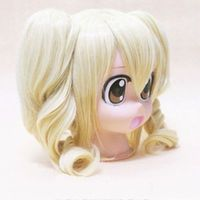 Hot! New Styled Cute Short wave Ponytail Full Party Customs Cosplay wig