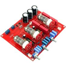 6N1 Tube Tone บอร์ด Preamplifier คณะกรรมการที่สมบูรณ์แบบ YJ0057
