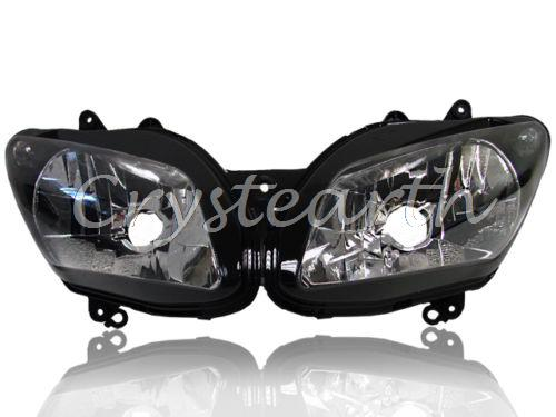 Motorcycle Head light lamp Assembly for Yamaha YZF-R1 2002 2003 YZF R1 02 03 Headlight