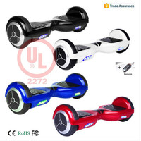 Most Popular Two Wheels Self Balance Electric Hoverboard With Handle