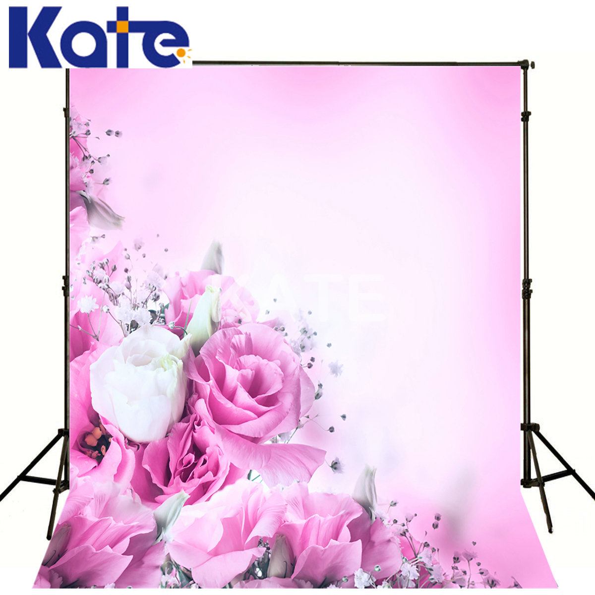 Kate Photography Background San Valentin Backdrops Valentines Day Kids Backdrop Pink Flower Backdrop for Wedding Bokeh Backdrop kate flower wall pink backdrop romantic wedding photography backdrops spring photography backdrops large size seamless p