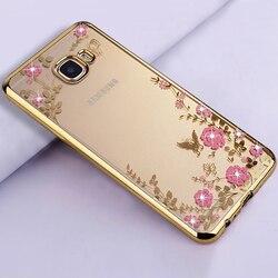 Coques de téléphone, coque, housse, étui pour samsung galaxy j5 j7 silicone de luxe
