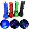 Gzhengtong Car R134a R410 R12 Automotive Air Conditioning Repair Tools 28 LED UV Violet Fluorescent Leak