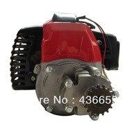 49CC 2 STROKE ENGINE MOTOR ATV Quad BIKE Mini Pocket With TRANSMISSION