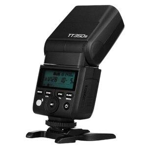 Image 4 - Godox Mini Speedlite TT350S Máy Ảnh Flash TTL HSS GN36 + X1T S Transmitter cho Sony Không Gương Lật DSLR Máy Ảnh A7 A6000 A6500
