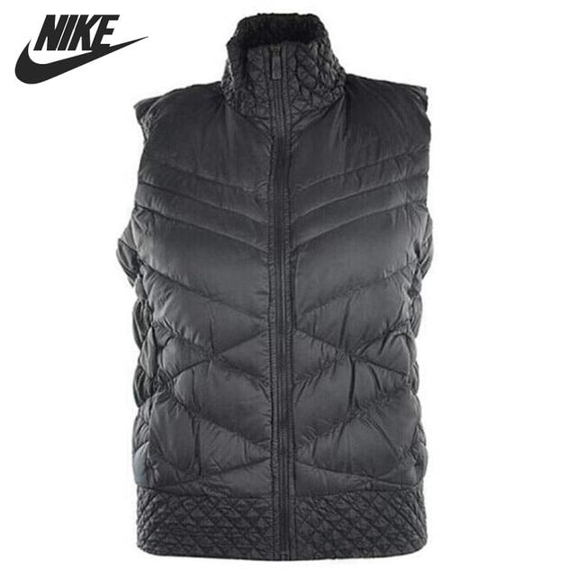 77002e69 Original NIKE Women's Down coat Vest Warm down jacket Sportswear -in ...