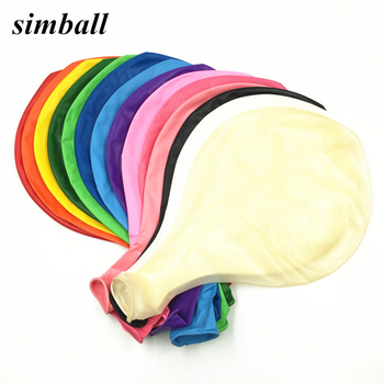 10pcs 90cm 36 Inch Latex Giant Balloon Big Balloons for Photo Shoot/Birthday/Wedding Party/Festival/Event/Carnival Decoration