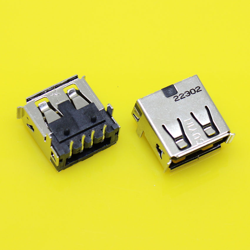 US-177 New 2.0 USB Jack for Samsung DELL Lenovo hp Asus Acer ..Laptop USB Jack 2.0 USB mother seat The fixed column 2