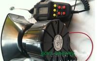 Air Horn Loud Tone Siren Car Auto Air Motorcycle Mini 7 Sound Siren 12V 60W 115