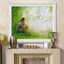 Jesus Christ Canvas Posters and Prints Wall Art Pictures for living room Home Decor cuadros decoracion Oil painting 93