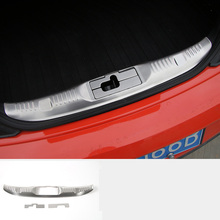 lsrtw2017 stainless steel car trunk trims for ford mustang 2015 2016 2017 2018 2019 6th generation lsrtw2017 stainless steel car trunk trims for toyota camry 2018 2019 xv70