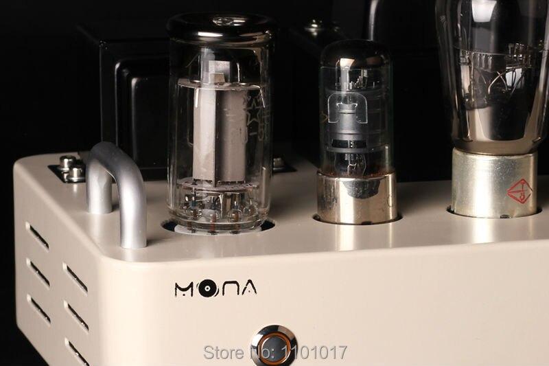 HIMING MONA FU50 Amplifikator Tube HIFI EXQUIS Triode Llambat e - Audio dhe video në shtëpi - Foto 4