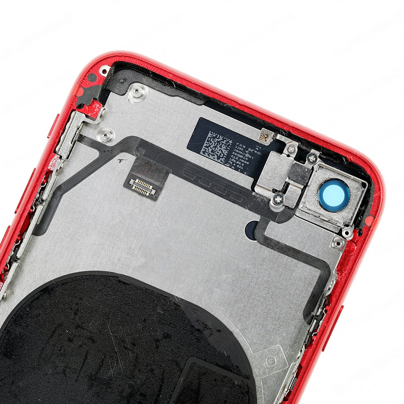 i-TechParts-replacement-for-iphone-8-back-cover-full-assembly-red-7