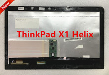 Marca nueva asamblea original para lenovo thinkpad x1 helix b116hat03.2 fru: 04×0374 con el digitizador del tacto 1920*1080 30 pins