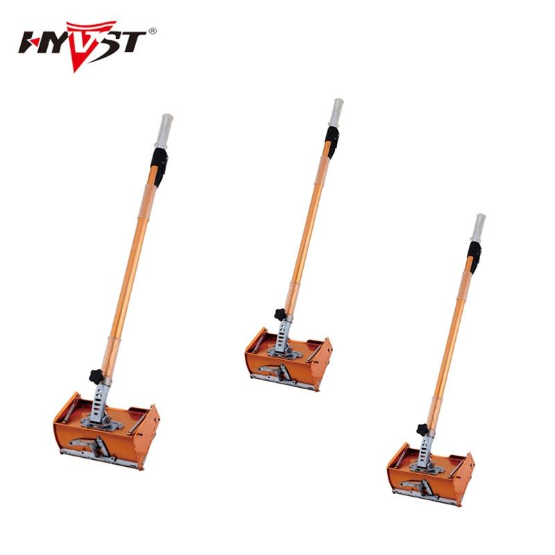 HYVST Practical Drywall Taping Tools Plaster Box PH-10 drywall stilts adjustable 18 30 painters walking taping finishing tools