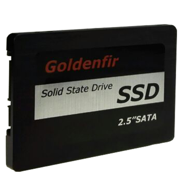 Goldenfir SSD 32 ГБ 60 ГБ 120 ГБ 240 ГБ SSD Внутренний Твердотельный Накопитель SSD 256 ГБ SATA3 для Рабочего Ноутбука PC SSD 128 ГБ для ПК