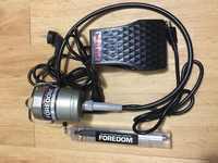 Najnowszy FOREDOM silnik 5KRPM moc grawer grawerowanie systemu z rękojeścią biżuteria dokonywanie sprzęt