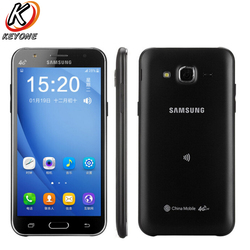 Original Samsung GALAXY J5 J5008 4G LTE Mobile Phone 5.0 inch 1.5GB RAM 16GB ROM Snapdragon 410 1.2GHz Quad Core 2600mAh Phone