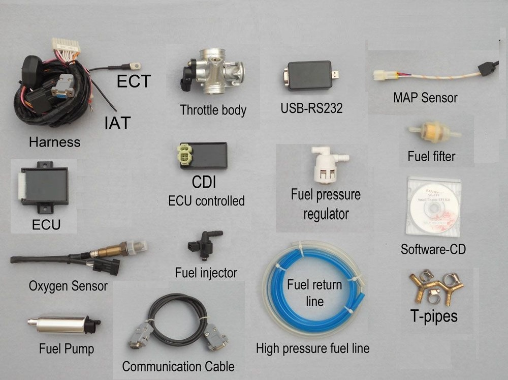 Motorcycle Efi Conversion Kit Related Keywords & Suggestions