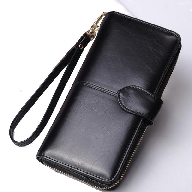 Wallets Women Dollar Price PU Leather Purse Long High Quality Wallet Brands Coin Purse Female Bag Bolsas Money Bag Cluth ls4917 wallet female famous brand long zipper women s wallets pu leather big dollar money bag lady purse with card coin pocket 500503