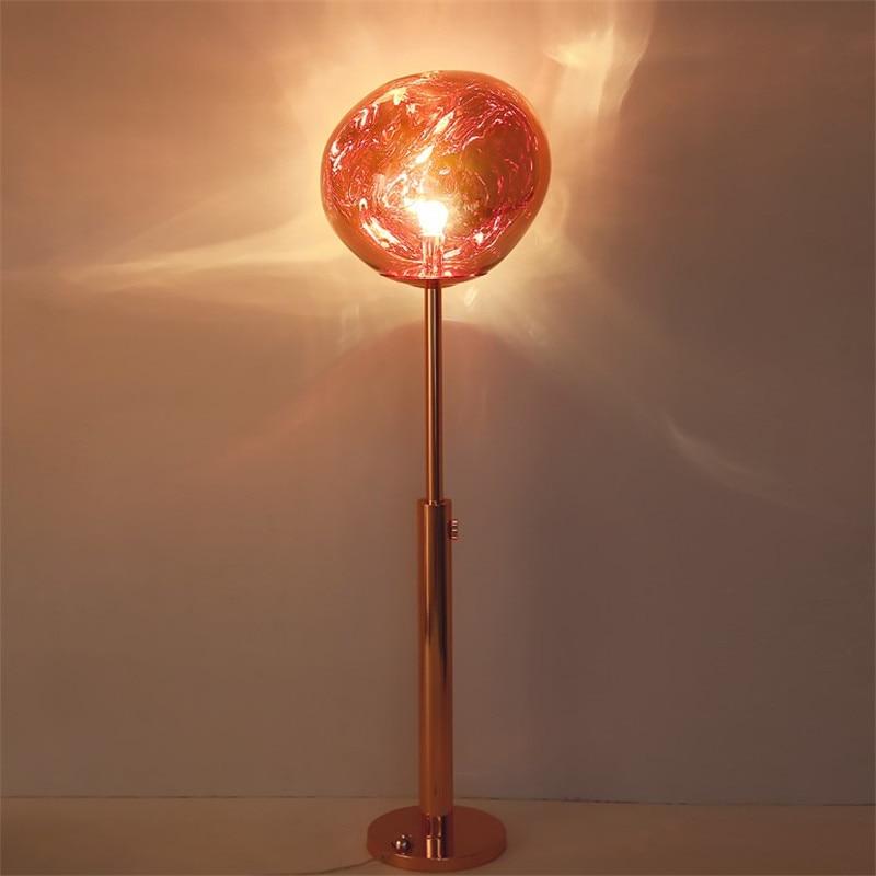 lava floor lamp