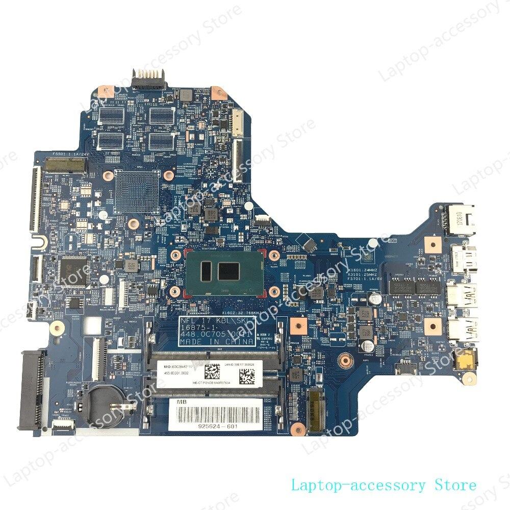 Kết quả hình ảnh cho hp-17-bs-nfl-16875-1 motherboard