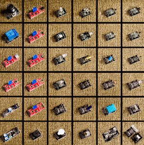 Image 2 - 45 ב 1 חיישני מודולים ערכת המתחילים, טוב יותר מאשר 37in1 חיישן ערכת 37 ב 1 ערכת חיישן
