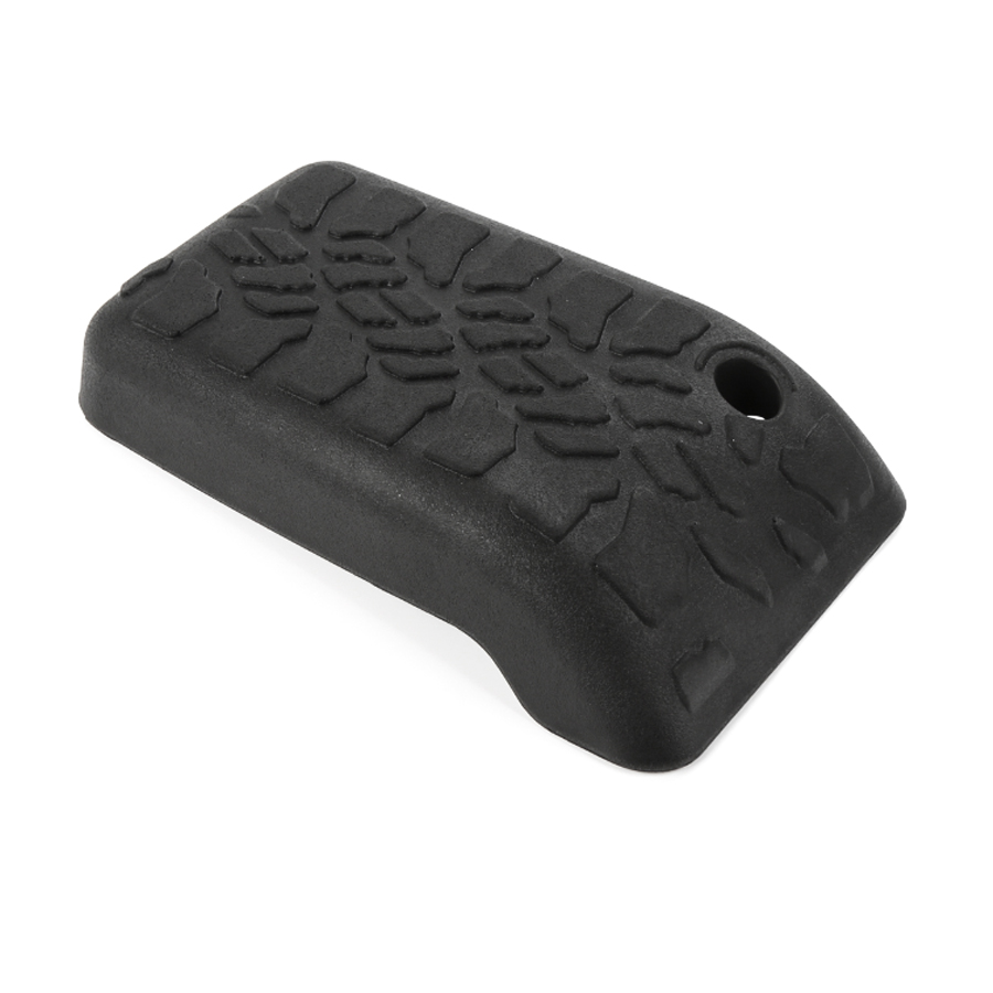 YAQUICKA Silicone Car Console Armrest Storage Box Pad Cover For Jeep Wrangler 1997-2006 Auto Interior Accessories black multifunctional cotton car armrests pads cover center console armrest seat box pad for jeep wrangler 2007 2017 up