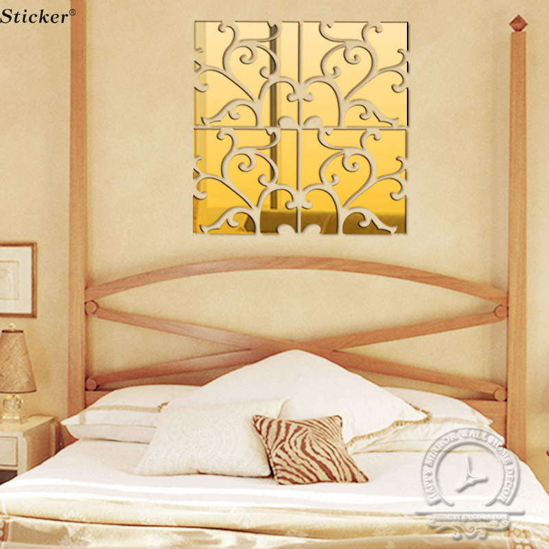 Lovely Wall Decor Mirror Pictures Inspiration - Wall Art Design ...