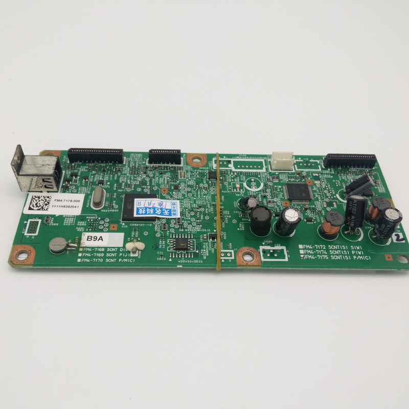 цена vilaxh Used FM4-7175-000 Formatter Board For Canon MF4410 MF4412 MF 4410 4412 FM4-7175 For Canon formatter Mainboard