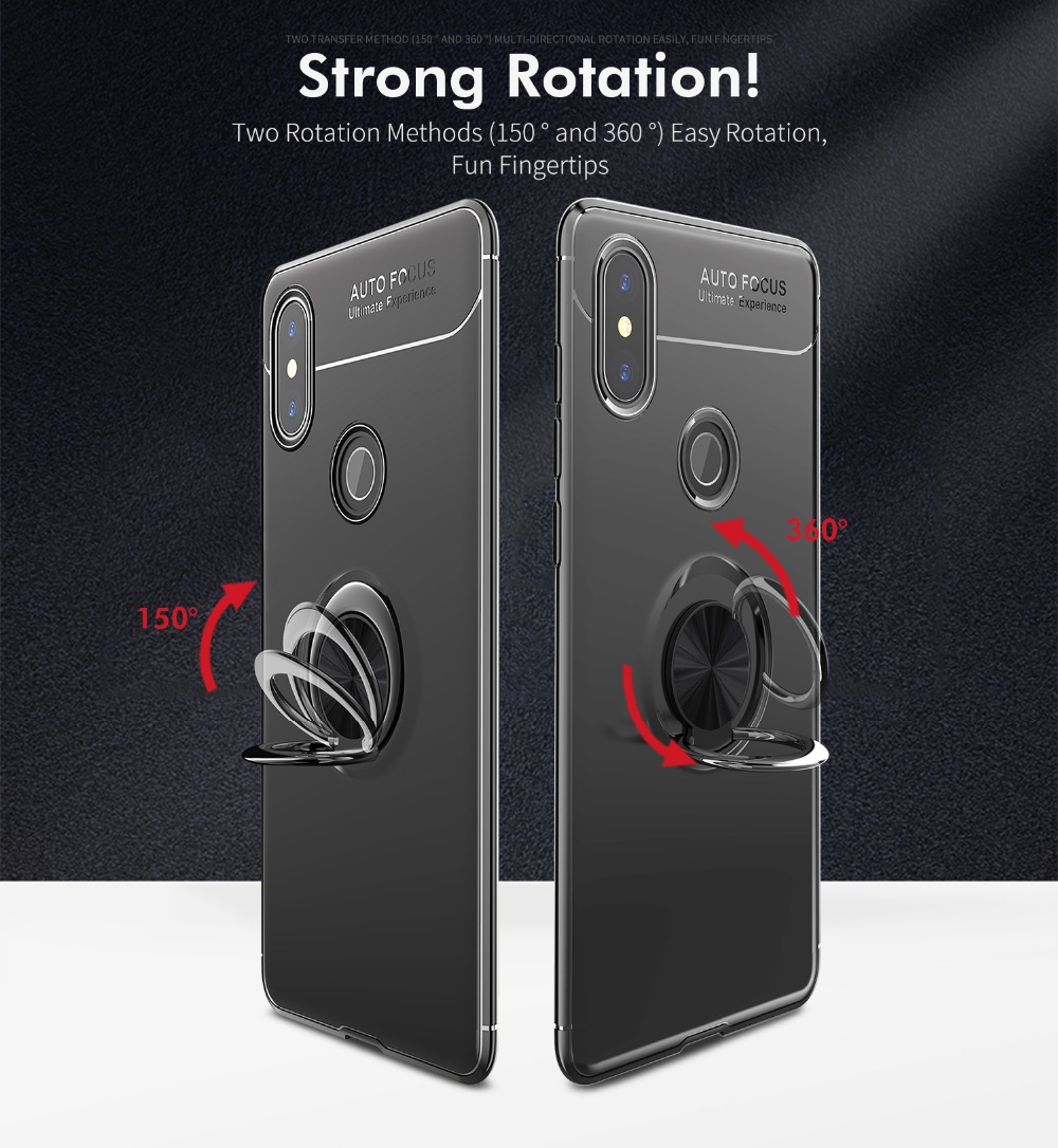 For Xiomi Xiaomi Redmi Note 5 Case Car Holder Stand Magnetic Bracket Auto Focus Pro New