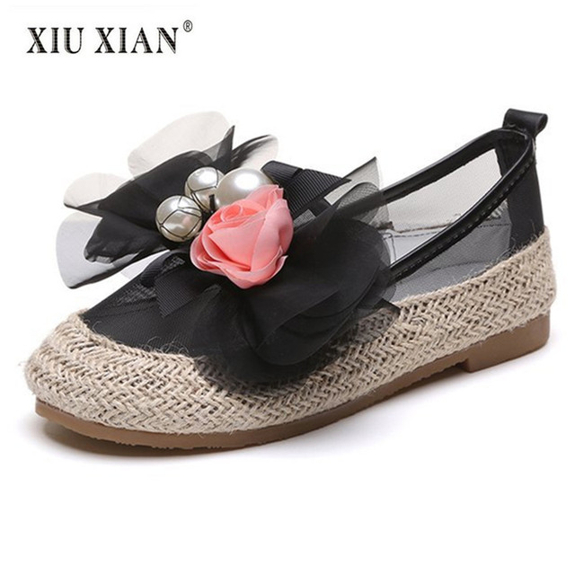 leisure fashion Flats sneakers Loafer Round Toe Slip on Breathable Womens Shoes