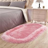 Thicken Bed Rug For Decor Antislip Bathroom Carpet Soft Mats In Kitchen Anti slip Bathroom Carpets For Toilet banyo paspas Mat